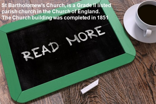 Church history - read more.